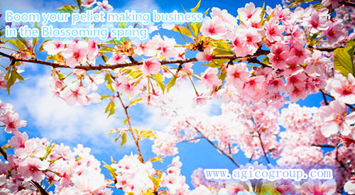 boom you business in the  blossming spring, the invatation to the 115th canton fair